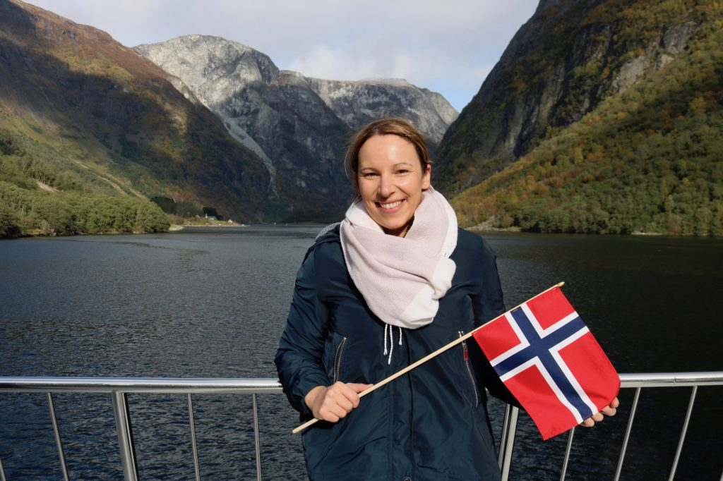 Tour guiding in Norway